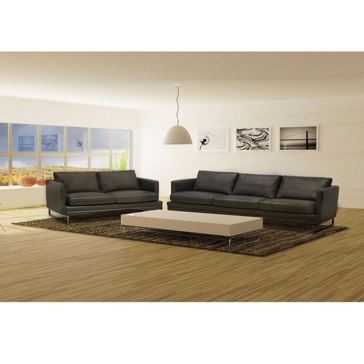 This Stunning Modern Living Room Furniture Set Includes One Sofa And One  Loveseat. Each Piece