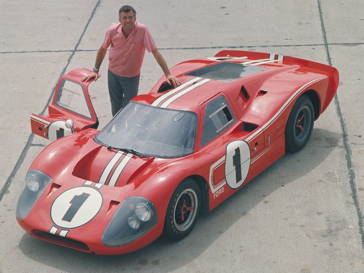 RIP Carroll Shelby. Innovative creator of some of the most sought after sports cars in the world.