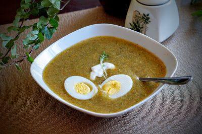 Fit & Fast Kitchen: Wegetariański krem z brokułów pełen zdrowia