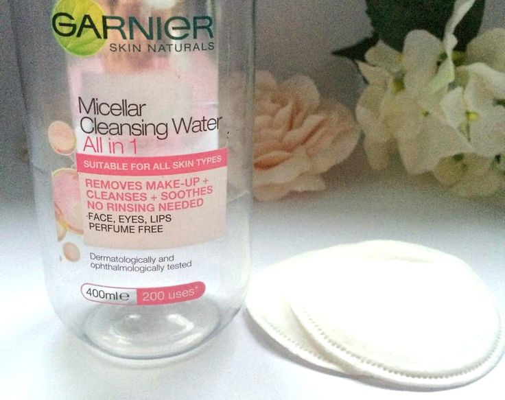Garnier Micellar Cleansing Water Review Is this worth the hype?