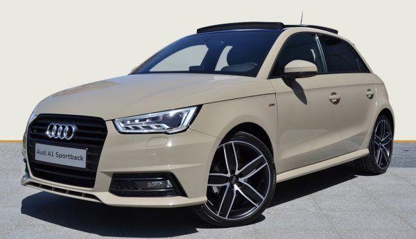 Audi A1 Sportback Mocha Latta exclusive