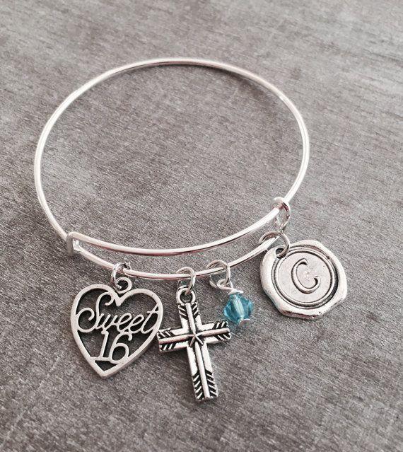 Sweet 16 Charm Bracelet: 17 Best Ideas About Sweet 16 Gifts On Pinterest