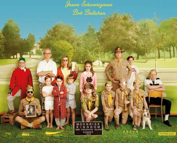 Moonrise Kingdom - Wes Anderson - 2012