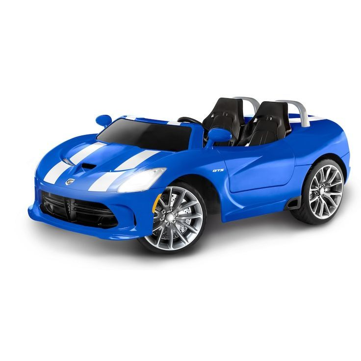 Kid Trax Dodge Viper Srt 12 Volt Ride On Car In 2020 Dodge Viper