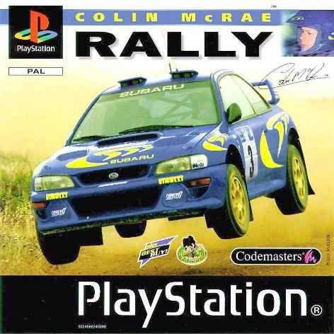 Colin McRae Rally (PS)