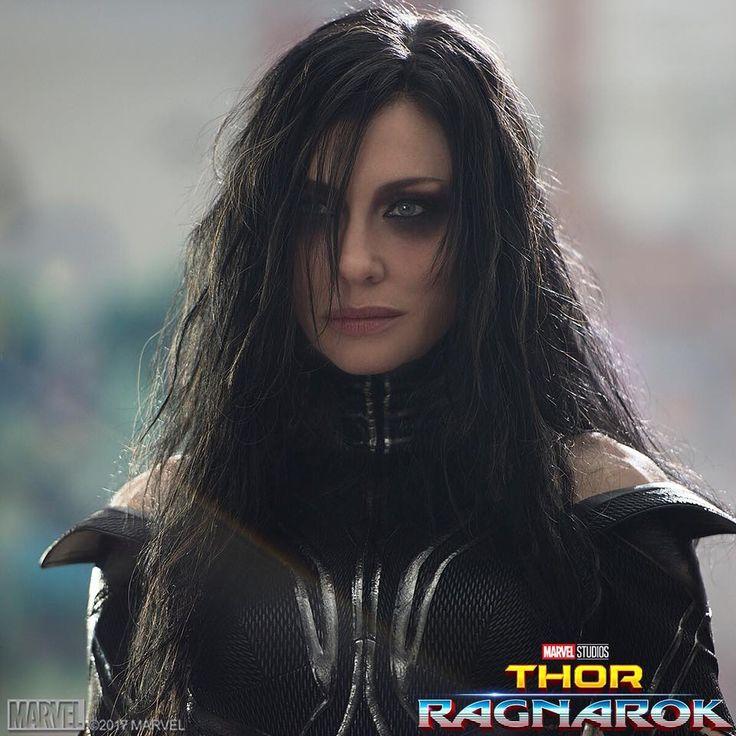 Thor Ragnarok Movie Scene with Hela the Goddess of Death - DigitalEntertainmentReview.com
