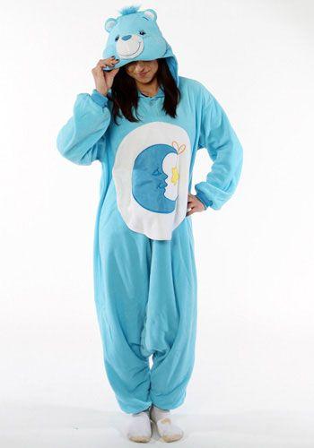 Care Bears Bedtime Bear Kigurumi (I need this as pjs I really do)