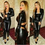 """85 Likes, 1 Comments - Lebanese Girls in leather (@shinybeauties.lb) on Instagram: """"Leather on leather @lilianeah #lebanesegirls #instalebanese #tightleather #lebanesegirl #lebanese…"""""""