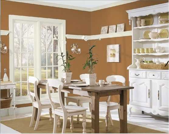 100 fantastiche immagini su pareti colorate su pinterest nicchia dell 39 armadio pareti a righe - Dipingere una cucina ...
