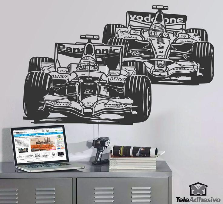 Wandtattoos Formel-1-Grand-Prix