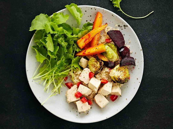 Maukas linssi parantaa ruoan proteiini- ja kuitusisältöä.