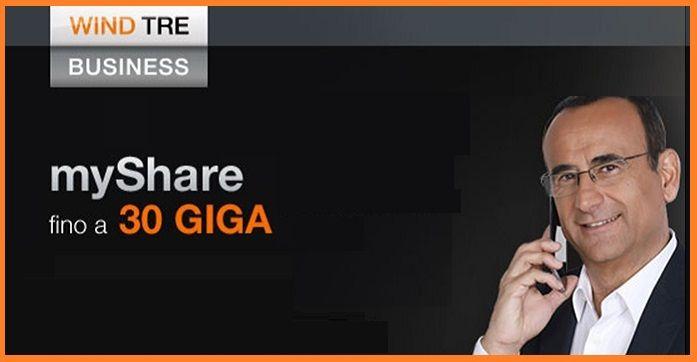 Cerchi la migliore offerta per la tua Azienda? Scegli MyShare per condividere i GIGA con tutti i tuoi device! Minuti illimitati in UE, USA e Svizzera e 500 Sms in Italia. ✔MyShare 15 Gb ✔MyShare 30 Gb Con Solo 10 € in più puoi aggiungere anche il nuovo Samsung S8/S8+  Scopri di più qui: http://www.megasite.it/myshare-s8-face/   #WindTreBusiness  #Tariffe #Telefonia #Offerte #Smartphone #SMS #Internet #Promozioni #business #aziende #pmi #ipad #apple #iphone #samsung #huawey