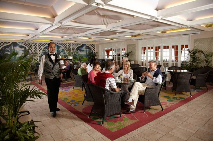 Braemar restaurant