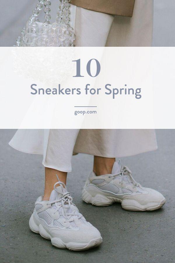 Ultimate Sneaker Trend Guide | Goop
