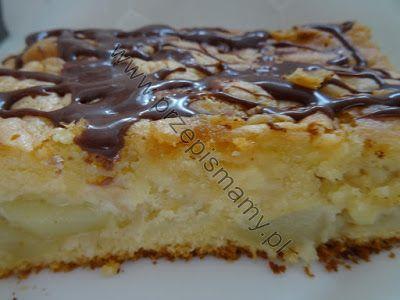 www.przepismamy.pl: Ciasto gruszkowe