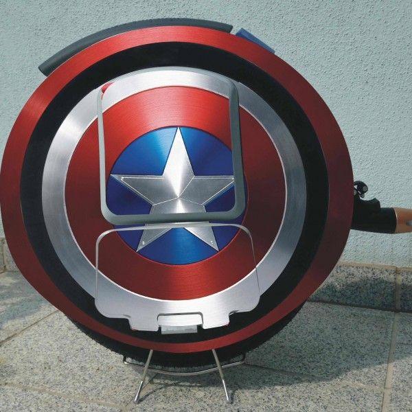 Ninebot One Foil - Captain Amerika