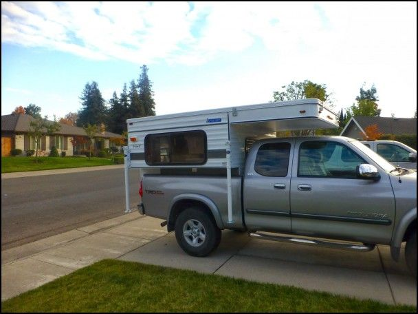 Four Wheel Campers for Sale