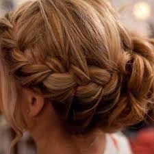 Image result for kapsels lang haar in een punt