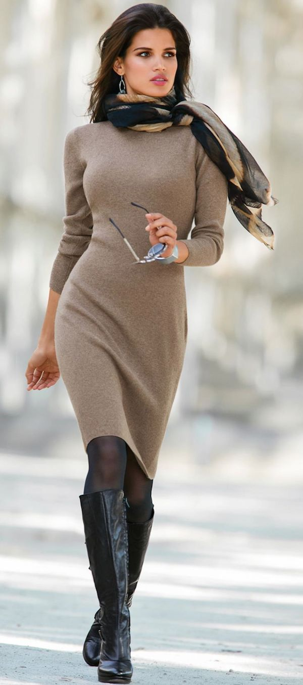 Best 25+ Winter dresses ideas on Pinterest | Fall dresses, Fall ...
