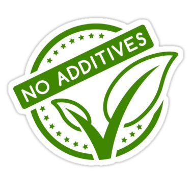 """""""No additives"""" Stickers by Stock Image Folio 