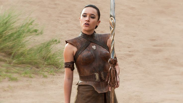 Keisha Castle-Hughes Made Sure Obara Paid Tribute to Oberyn — Making Game of Thrones