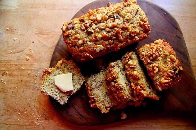Paleo Banana Nut Bread (yum!)Almondventur Recipe, Bananas Walnut Breads, Free Breads, Breads Yum, Bananas Nut, Paleo Bananas, Healthy Food, Favorite Recipe, Chicken Tenders