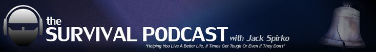 Survival Podcast - almost day show about how to make sure your family is prepared for emergency situations.