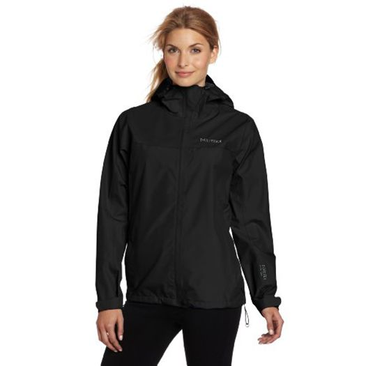 Marmot Women's Minimalist Jacket is a lightweight shell for the dedicated outdoor enthusiast, built burly GORE-TEX® fabric to deliver protection.  #TheJunketStore - A Mindful Guide to Eco-Friendly Travel Gear. #EcoFriendly #TravelGear #TravelAdventureGear #MindfulTravel #DigitalNomad #NomadicLiving