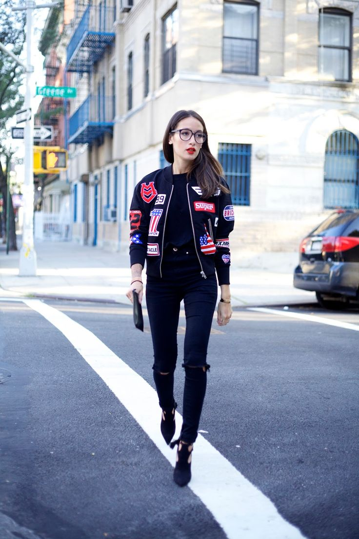 The Street Style : Photo