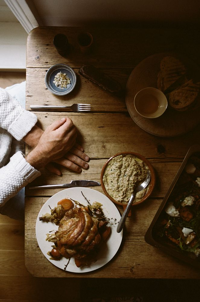 Sam Wylde for the Kinfolk Cookbook.