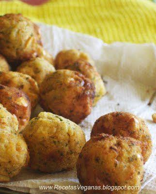 Recetas Veganas: Falafel