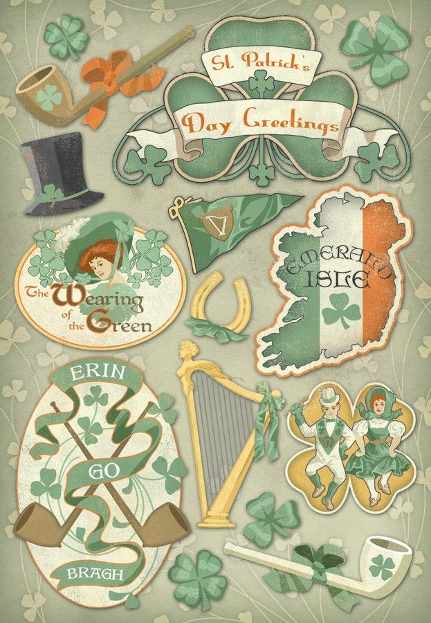 17 Best Images About St Patricks Day Clipart
