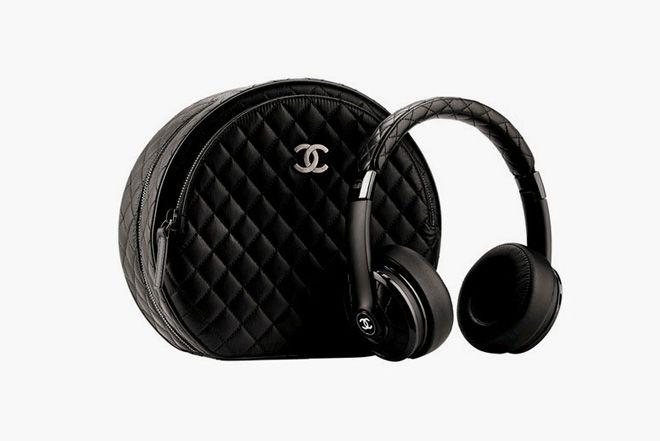 Los nuevos audífonos Monster x Chanel