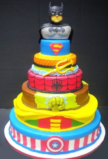 30 gâteaux d'anniversaire hallucinants !  #gateaux #nerd #geek
