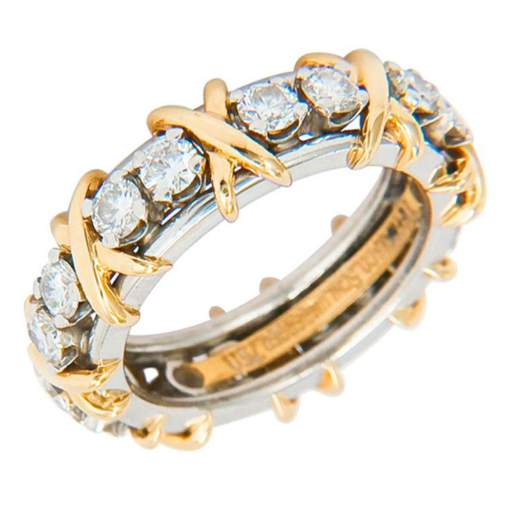 TIFFANY SCHLUMBERGER X Ring