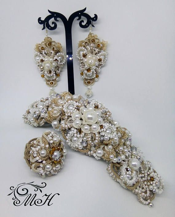 Wedding Chandelier Earrings Wife white gift Earrings Wife