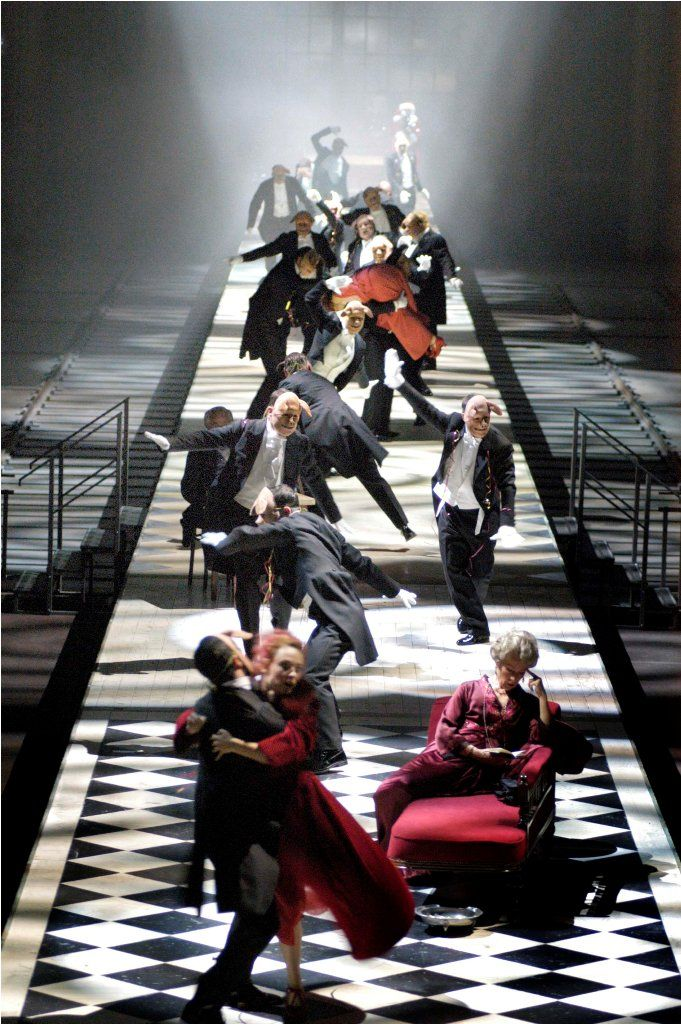 Die Soldaten – Bernd Alois Zimmermann, Ruhrtriennale and Lincoln Center Festival