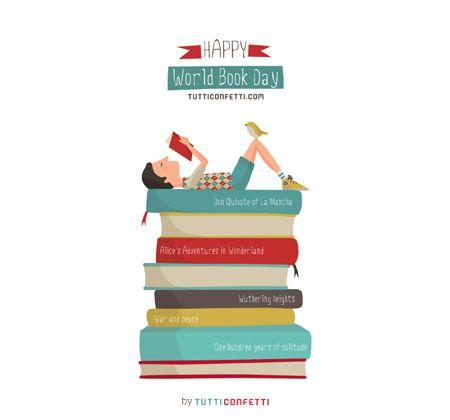 Día del libro.: Porque la cultura es el único patrimonio que nadie te podrá arrebatar... por favor LEE !