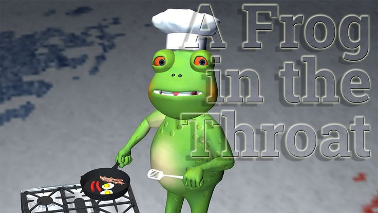Frog in the Throat - Learn English Faster with Laughter