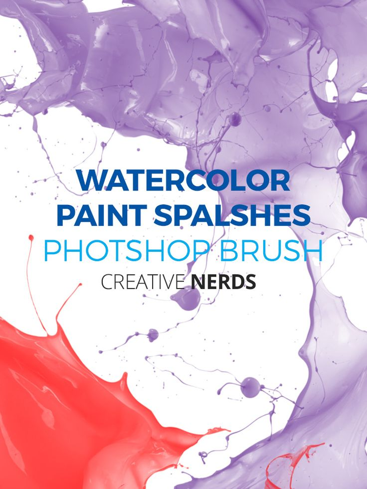 This is tremendous free Photoshop brush set, which consists of large hi-res authentic paint splashes. There's a range of so many different paint splashes that can be used through out your design projects from print to digital designs. There's no better way to add an authentic dramatic paint splash affect to your designs. Please do leave in the comments your thoughts on the brush set, and any suggestions you have on future Photoshop brushes you would like to see us to produce would be very…