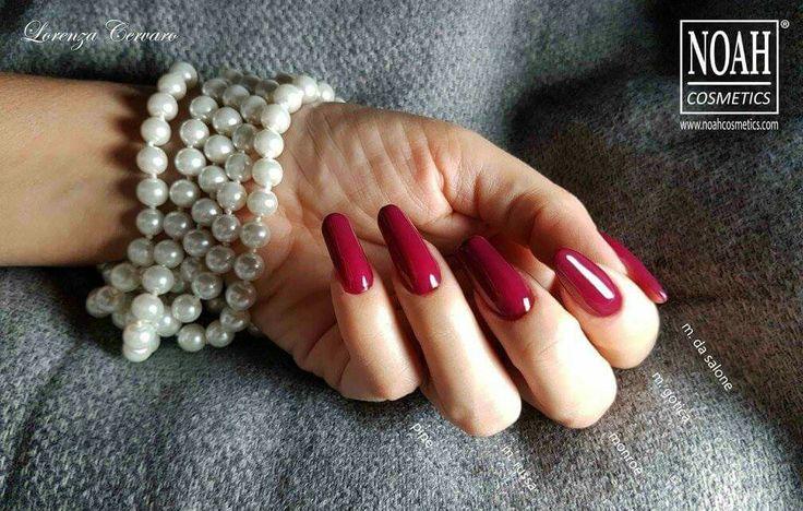 Le diverse #miniforme da salone studiate nel corso #minishape #noahcosmetics. #Pipe, #Monroe, #Mandorla Russa e mandorla Gotica