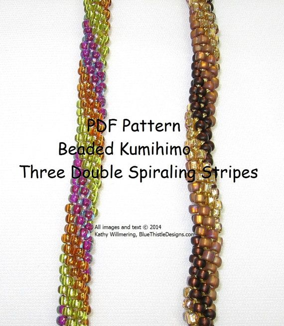 17 Best Images About Kumihimo On Pinterest Spirals