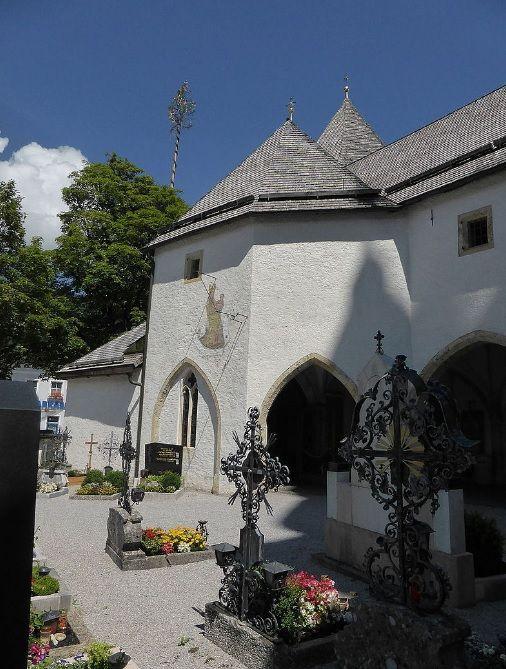 Altenmarkt im Pongau, Lourdeskapelle (St. Johann im Pongau) Salzburg AUT