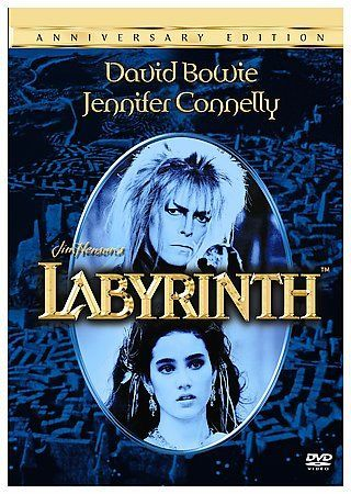 Labyrinth (DVD, 2007, 2-Disc Set, Anniversary Edition) - NEW!!