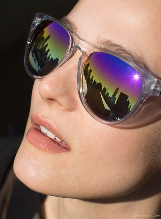 Oliver Peoples Sunglasses, New York City / Garance Doré -  Sale! Up to 75% OFF! Shot at Stylizio for women's and men's designer handbags, luxury sunglasses, watches, jewelry, purses, wallets, clothes, underwear & more!