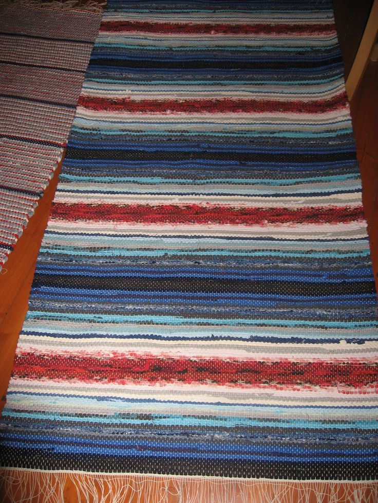 Kokeiluprojektini Kiikkalainen matto on nyt valmis. Malli on ollut mielessäni koko mattopajan ajan. Kaikki sai alkunsa, kun selailin vanhaa...