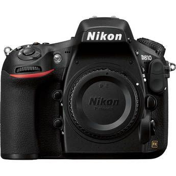 The camera I've been saving for: Nikon D810 DSLR Camera (Body Only)