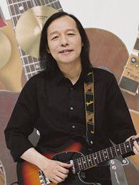 YAMASHITA Tatsuro, musician.