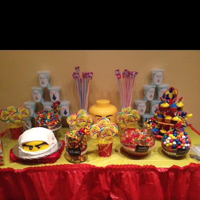 Easy Ninjago Cake Ideas