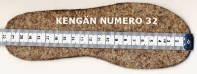 * Sukkien koko? Mitat ja silmukkamäärät -taulukko | Punomo